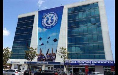 İstanbul Esenyurt Üniversitesi